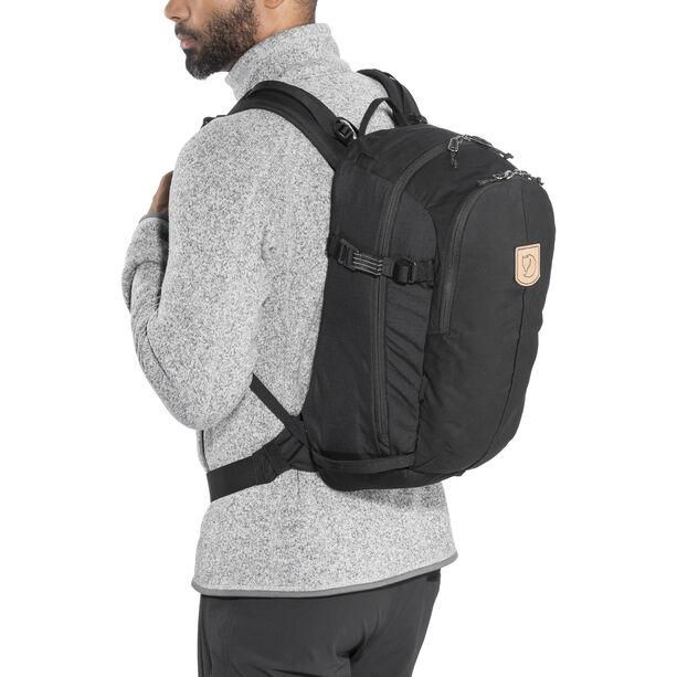 Fjällräven Keb Hike 20 Backpack black-black