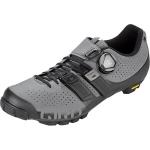Giro Code Techlace Shoes Herren dark shadow/black dark shadow/black