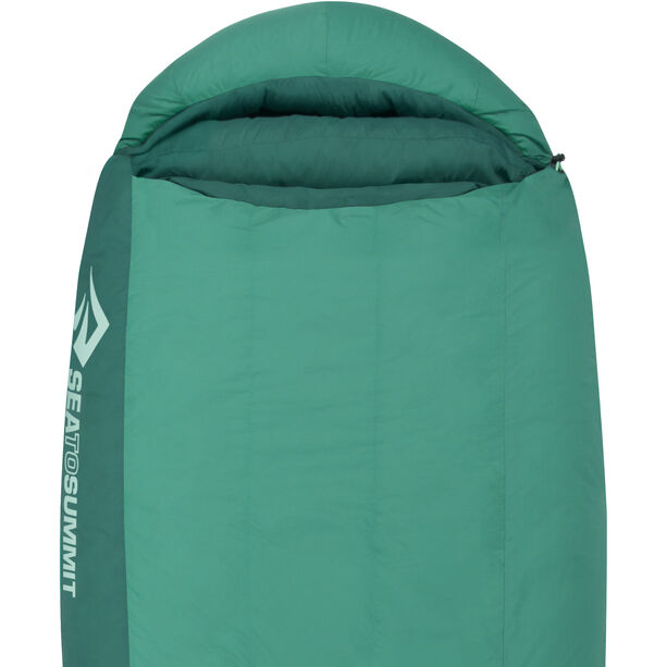 Sea to Summit Journey JoI Sleeping Bag Long Damen peacock/emerald