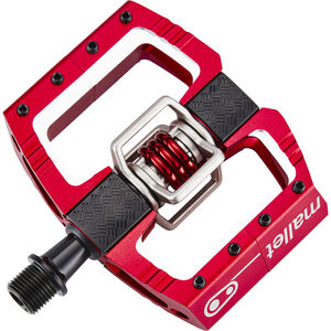 Crankbrothers Mallet DH Pedals red red