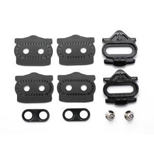 HT X1 Cleat-Kit 4° Floating schwarz schwarz
