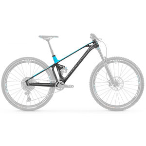 Mondraker Foxy Carbon R 29 Frameset Black Phantom/Light Blue