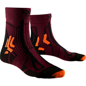 X-Socks Trail Run Energy Socks Herren sunset orange/opal black sunset orange/opal black