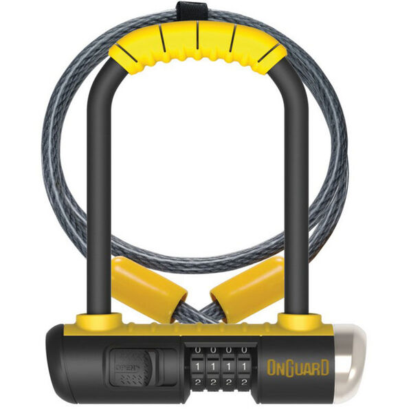 Onguard Bulldog Mini DT Bügelschloss 90x140 mm Ø13 mm