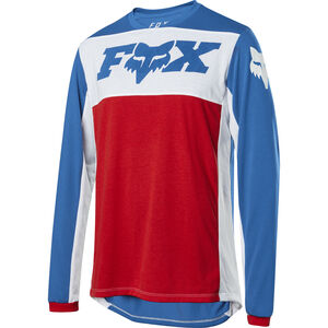 Fox Indicator Wide Open Longsleeve Jersey Men navy/red bei fahrrad.de Online