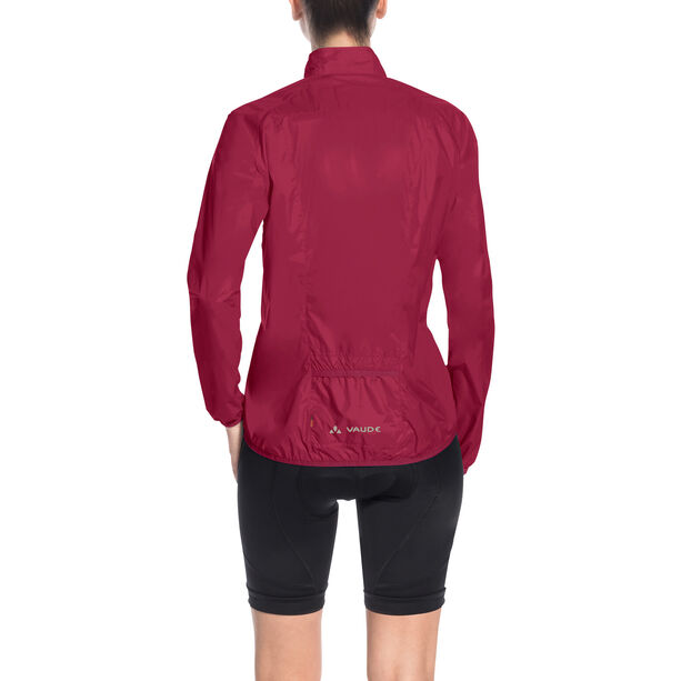 VAUDE Air III Jacke Damen crimson red