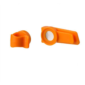 SOURCE Magnetic clip orange orange