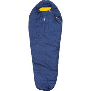 Haglöfs Tarius +1 Sleeping Bag 205cm hurricane blue hurricane blue