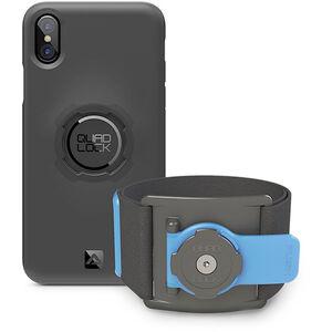 Quad Lock Run Kit für iPhone X