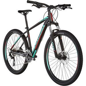 "ORBEA MX 30 27,5"" Black-Turquoise-Red bei fahrrad.de Online"
