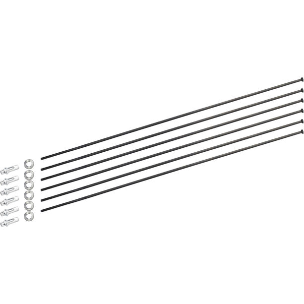 DT Swiss Spoke Kit für PR 1600 Spline 32 mm