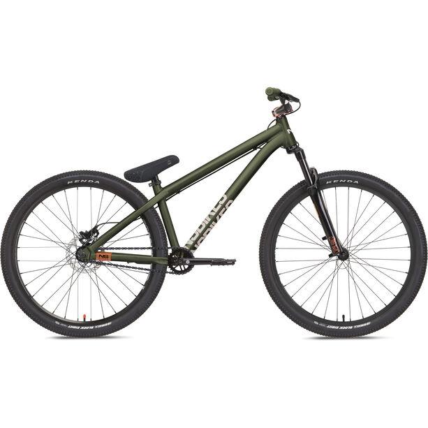 "NS Bikes Movement 3 26"" army green"