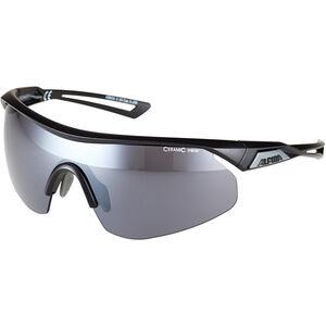 Alpina Nylos Shield Glasses black matt black matt