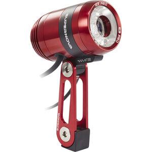 Supernova E3 Pro 2 Frontlicht rot rot