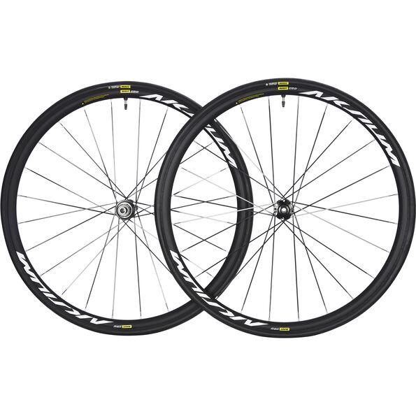 Mavic Aksium Elite UST Laufradsatz Disc 6-Loch Shimano/SRAM M-28