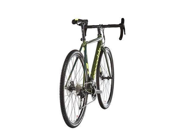 Cannondale CAADX 105 vulcan/green vulcan/green