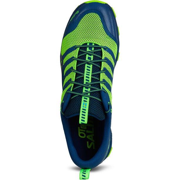 Salming OT Comp Shoes Herren poseidon blue/safety yellow