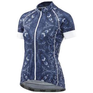 Skins Cycle Classic SS Jersey Women Full Zip kasbah