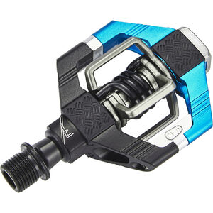 Crankbrothers Candy 7 Pedals black/electric blue black/electric blue