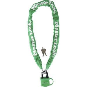 Masterlock 8390 Kettenschloss 6 mm x 900 mm grün grün