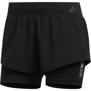 """adidas Adapt Shorts 3"""" Damen black black"""