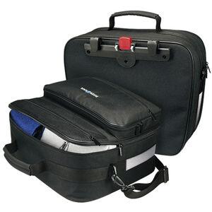 KlickFix Travelbag Universal Gepäckträgertasche schwarz schwarz
