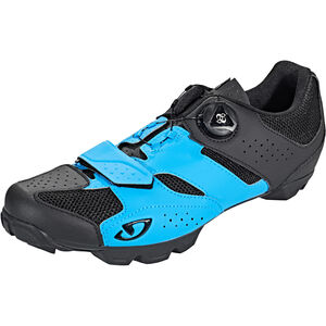 Giro Cylinder Shoes Herren blue/black