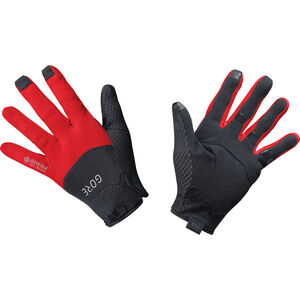 GORE WEAR C5 Gore-Tex Infinium Handschuhe black/red black/red