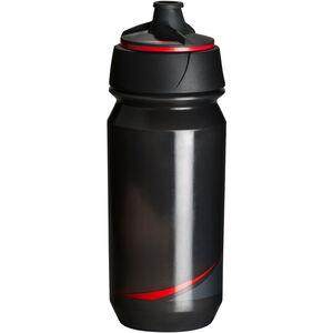 Tacx Shanti Twist Trinkflasche 500ml smoke/rot smoke/rot