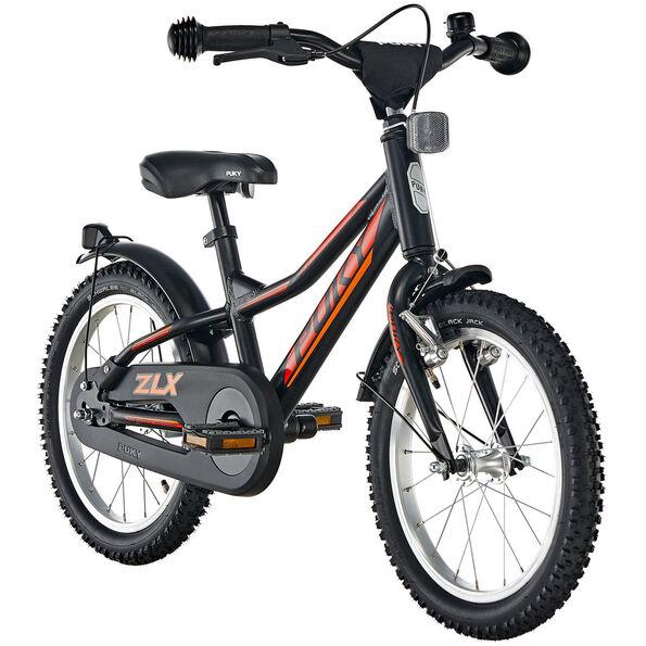 Puky ZLX 16-1 Fahrrad 2. Wahl Kinder black