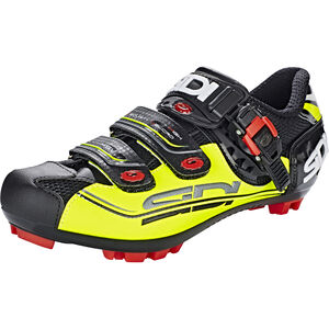 Sidi MTB Eagle 7-SR Shoes Herren black/yellow black/yellow