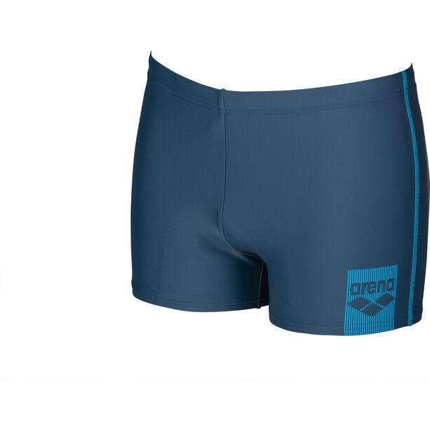 arena Basics Shorts Herren shark/turquoise