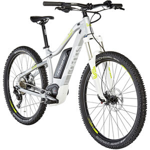 HAIBIKE SDURO HardSeven Life 4.0 silber/weiß/lime bei fahrrad.de Online
