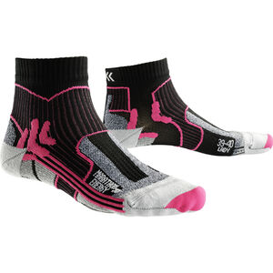 X-Socks Marathon Energy Socks Lady Black/Fuchsia