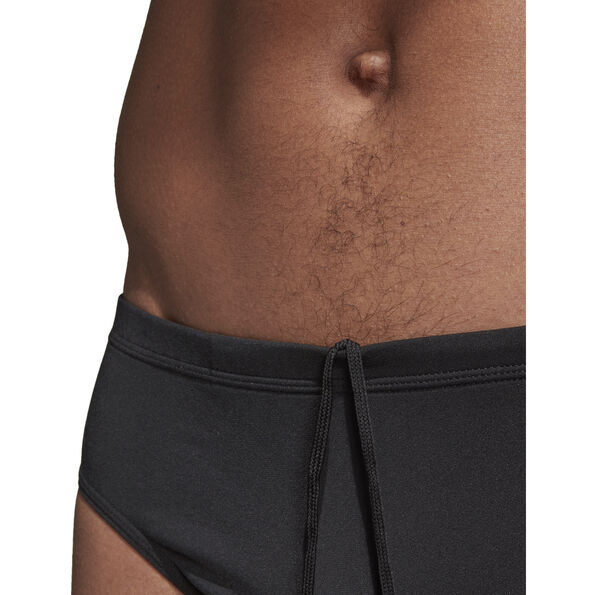 adidas Pro Solid Boxer-Badehose Herren black/white