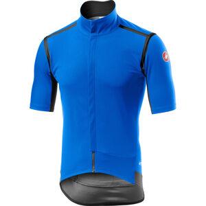 Castelli Gabba Rain Or Shine Kurzarm Trikot Herren drive blue drive blue