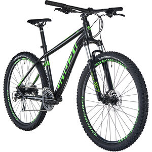 "Ghost Kato 2.7 AL 27,5"" night black/riot green bei fahrrad.de Online"