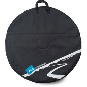 B&W International Wheel Guard Laufradtasche L black bei fahrrad.de Online