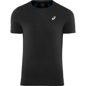 asics Gel-Cool SS Top Herren performance black performance black