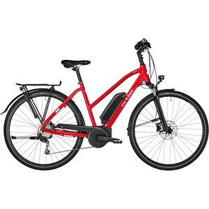 Ortler Bozen Damen Trapez red bei fahrrad.de Online