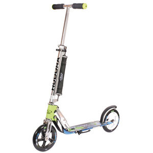 HUDORA Big Wheel City Scooter Kinder grün/blau grün/blau