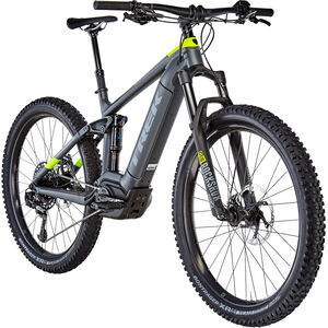 Trek Powerfly FS 9 Plus matte solid charcoal matte solid charcoal