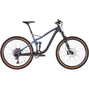 """NS Bikes Snabb 130 Plus 1 29"""" Black/Steel Blue bei fahrrad.de Online"""