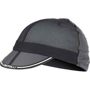 Castelli Ros Cycling Cap anthracite anthracite