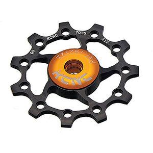 KCNC Jockey Wheel 15 Zähne SS bearing black