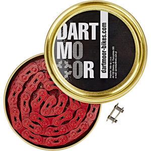"DARTMOOR Core Kette 1/8"" rot rot"
