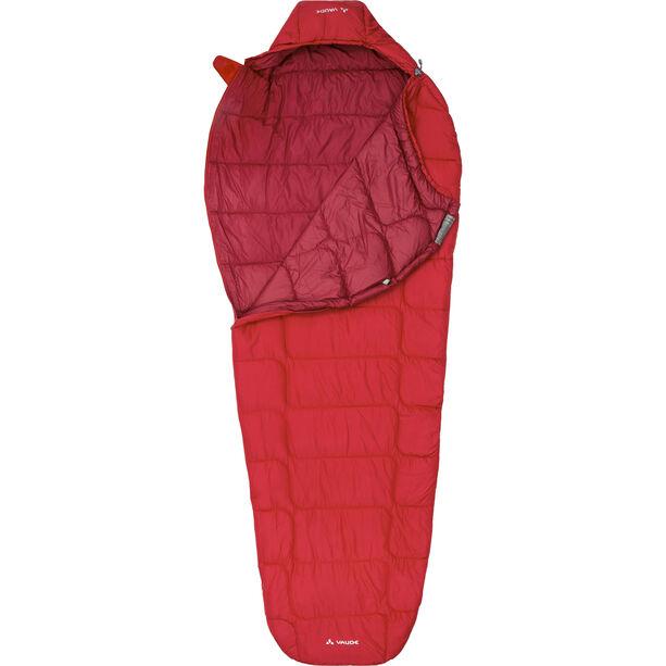 VAUDE Sioux 800 S Syn Sleeping Bag dark indian red