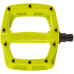DMR V8 Pedal lime