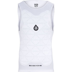 SixSixOne Blaster Shirt ärmellos white bei fahrrad.de Online