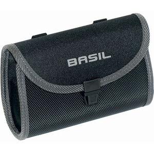 Basil Madi Satteltasche schwarz schwarz
